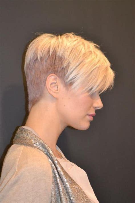 modele de coiffure courte coupes courtes femme tendance 2017 coiffure simple et facile