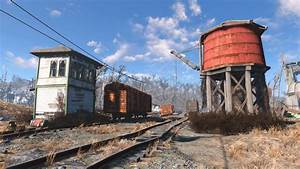 Bedford Station Fallout Wiki FANDOM Powered By Wikia