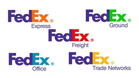 Fedex Background Check Fedex Evolution Of Logos