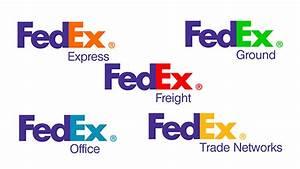 FedEx logo History   Fine Print Art