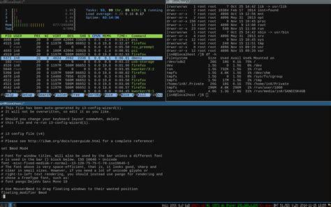 Tiling Window Manager I3 by Tiling Window Manager I3 28 Images Der Tiling Window