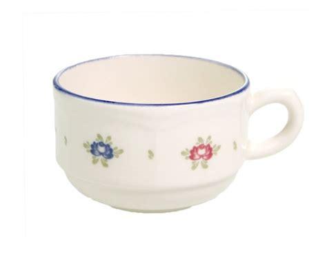 Zeller Keramik Obertasse, Stapelbar »petite Rose« Otto