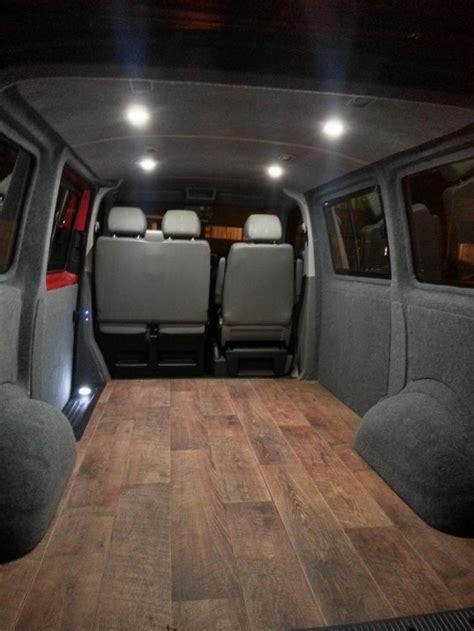 volkswagen van interior 25 best ideas about t5 on pinterest t4 bus vw t5