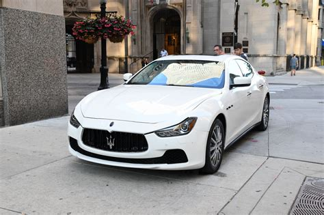 2014 Maserati Ghibli Q4 Price by 2014 Maserati Ghibli Sq4 S Q4 Stock 80260 For Sale Near