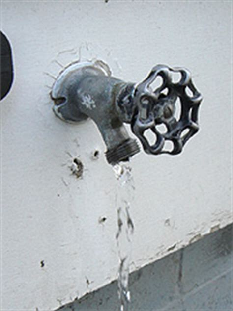outdoor faucet replacemnet doityourself com community forums