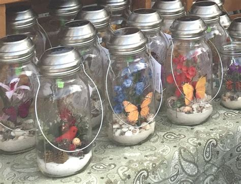 347 best jars crafts images on jar