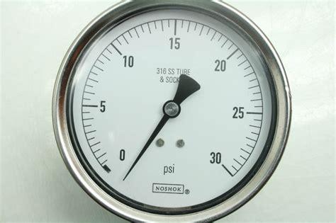 Span 01-0138-c / Ashcroft Dwyer 2000-1.5 Kpa Vacuum