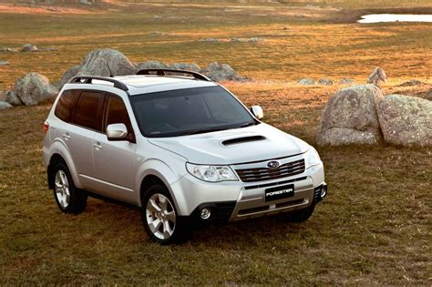 Premium, from $28,845, is next. Subaru Forester leads sales for September 2010 - photos ...
