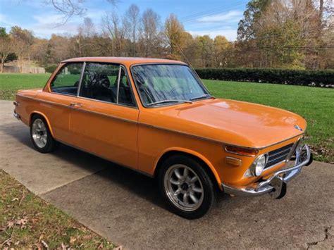 colorado orange bmw    speed classic bmw