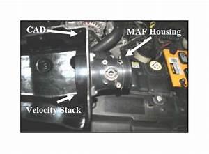 Airaid Cold Air Intake System   U0026 39 99- U0026 39 04 Gt
