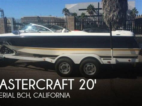Second Hand Mastercraft Boats For Sale In South Africa by Mastercraft Prostar 195 In Florida Speedboats Used 95448