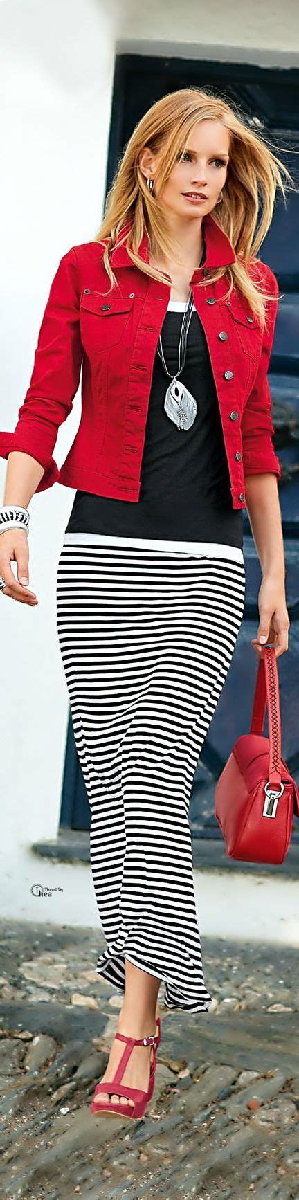 asymmetrical striped skirt 39 fall ideas to try now 2018