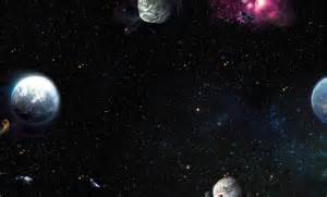 Entropia Universe Space Map