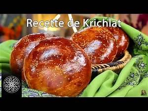 Recette Tartiflette Traditionnelle : choumicha recette de krichlat brioches traditionnelles ~ Melissatoandfro.com Idées de Décoration