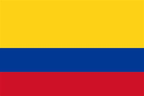 Flag of Colombia / Bandera de Colombia