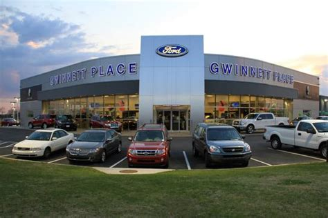 Gwinnett Place Ford : Duluth, GA 30096 Car Dealership, and