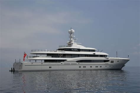 Yacht Global by Global Superyacht By L 252 Rssen Yachts Superyacht Times
