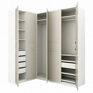 Ikea Pax Eckschrank 236 : pax corner wardrobe white flisberget light beige 160 188 x 236 cm ikea ~ Orissabook.com Haus und Dekorationen