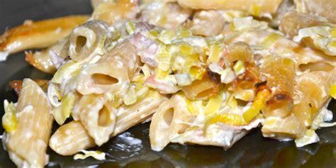 recette gratin de pates creme fraiche recette gratin de p 226 tes au gorgonzola facile jeux 2 cuisine
