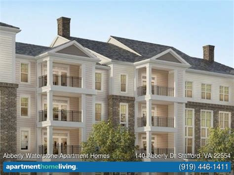 Abberly Waterstone Apartment Homes  Stafford, Va Apartments