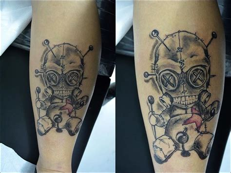 10+ Best Ideas About Voodoo Doll Tattoo On Pinterest