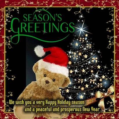 Greetings Card Season Wishes Seasons Warm Ecards