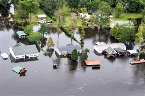 18 Photos From The 1000 Year Flood In South Carolina
