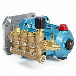 Direct Drive Plunger Pump 3 2gpm  3000psi