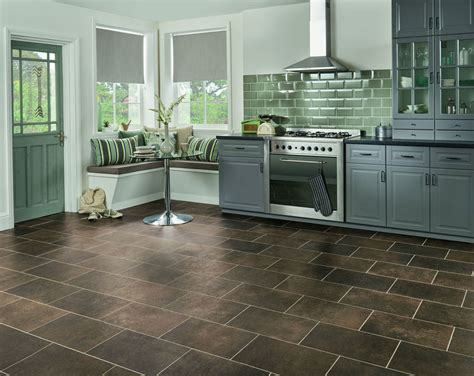 kitchen flooring ideas uk karndean da vinci eisen cer13 vinyl flooring 4859