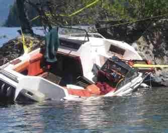 Boat Crash Washington by Fatal Boat Crash On Lake Pend Oreille Spokane