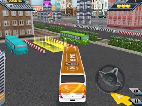 jeu bus parking  world  sur jeux  en ligne