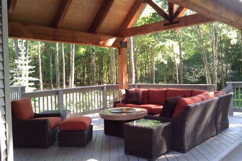 outdoor living spaces hurst design build remodeling