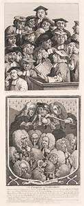 U0026quot Scholars At A Lecture U0026quot  And  U0026quot The Company Of Undertakers