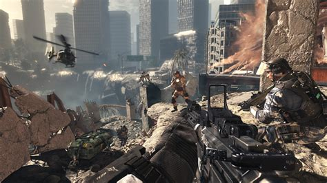 Don't Underestimate 'Call Of Duty Ghosts