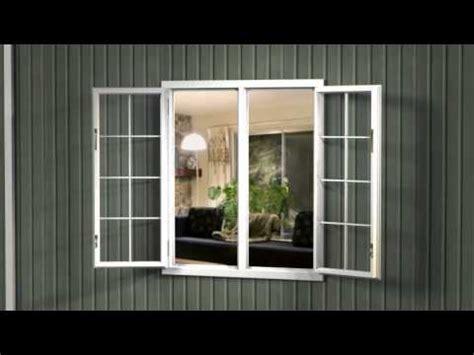 push  casement windows arbo windows youtube