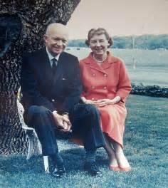 Dwight and Mamie Eisenhower