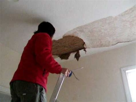 wallpapersplasters peeling    ceiling youtube