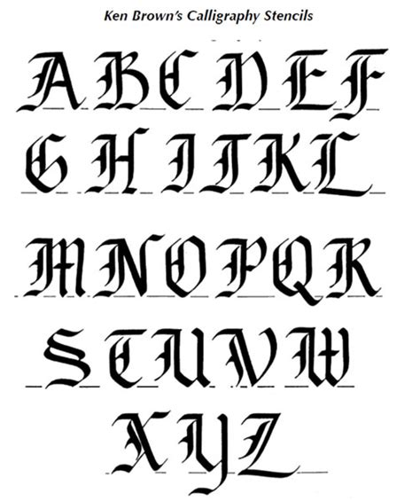 spoodawgmusic  english calligraphy alphabet
