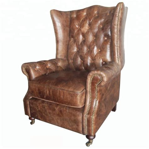 Armchairs For Sale by Brown Leather Chesterfield Armchairs For Sale Buy