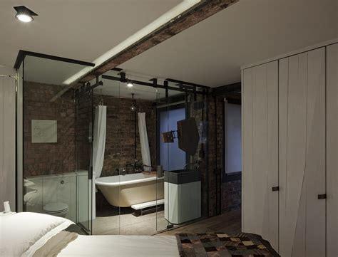 Exposed Brick Walls Meet Sustainable Modern Design In