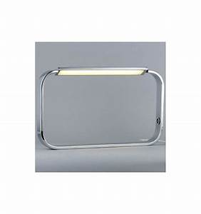 Lampe A Poser Led : lampe poser design chrome led relax ~ Dailycaller-alerts.com Idées de Décoration
