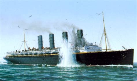 where did the lusitania sink sinking of lusitania with images tweets 183 kevindiaz4200