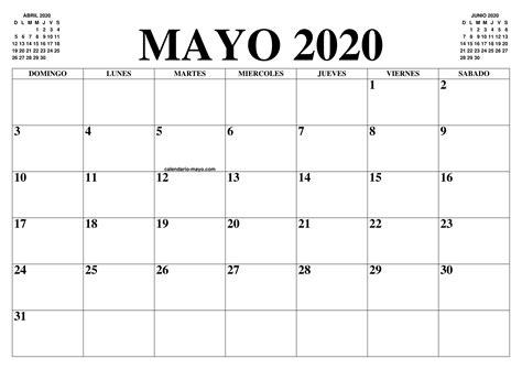 calendario mayo el calendario mayo imprimir