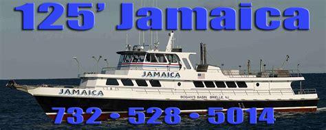 Big Jamaica Boat by Big Jamaica 125 Jamaica Blues Tuna Striped Bass Sea Bass