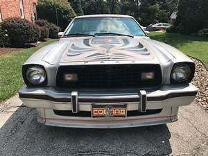 1978 Ford Mustang King Cobra - 31,072 original miles, 1 owner, original paint for sale - Ford ...