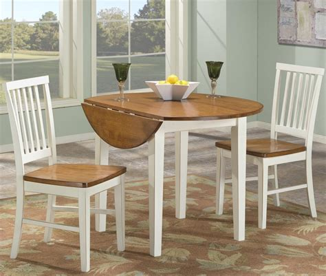 Dinette Table And Chairs by Kitchen For Kitchen And Small Area With 3