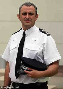 Senior police officer is sacked for a SECOND time | Daily ...