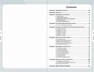 Vdwall Lvp909f Led Video Processor User Manual 1 10