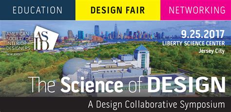 New Jersey Chapter Of Asid Announces Science Of Design