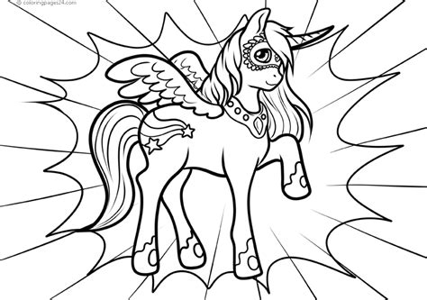 unicorn coloring pages books    printable
